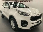 2017 Kia Sportage QL MY17 SI (FWD) White 6 Speed Automatic Wagon Fyshwick South Canberra Preview