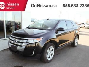 2013 Ford Edge SEL, LEATHER, PANORAMIC ROOF, HEATED SEATS