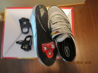 Bicycle quick release pedals & Shoes