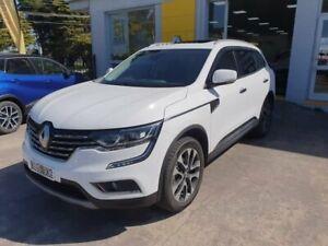 2019 Renault Koleos HZG Intens X-tronic White 1 Speed Constant Variable Wagon Croydon Maroondah Area Preview