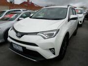 2017 Toyota RAV4 ASA44R GXL AWD White 6 Speed Sports Automatic Wagon Ballarat Central Ballarat City Preview