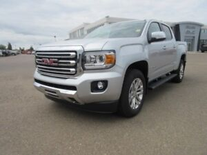 2017 GMC Canyon SLT. Text 780-872-4598 for more information!
