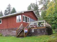 Lakelse Lake Lakefront Home