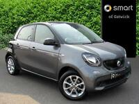 smart forfour PASSION (grey) 2015-07-23