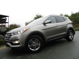 2018 HYUNDAI SANTA FE SPORT SE (AWD, PANORAMIC ROOF, LEATHER, HE