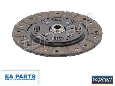 Clutch Disc for OPEL TOPRAN 206 314