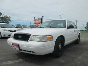2011 Ford Crown Victoria Police Interceptor