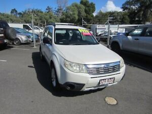 2009 Subaru Forester S3 MY09 X AWD Limited Edition White 4 Speed Automatic Wagon Maroochydore Maroochydore Area Preview