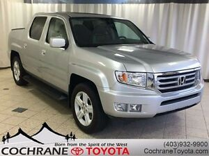 2013 Honda Ridgeline Touring - *NO ACCIDENTS!! LOCAL VEHICLE!!
