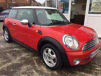 2010 59 MINI HATCH COOPER 1.6 COOPER 3D 118 BHP CHILLI PACK JUST 48K MILES!!!
