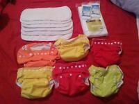 Lot couche lavable sweet doll baby