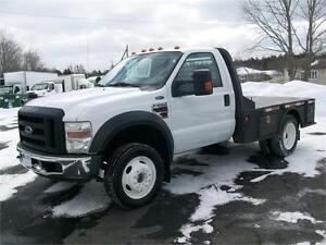 2008 Ford F-550 XL Super-Duty