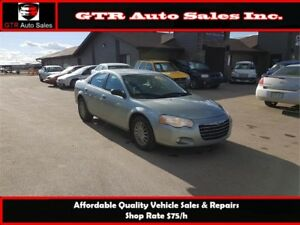 2006 Chrysler Sebring Touring *A/C**CRUISE**MECHANICALLY SOUND**