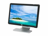 "HP w1907 Black-Silver 19"" 5ms Widescreen LCD Monitor With Built in Speakers"