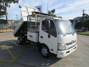 ** 2012 HINO 300-917 TIPPER ** Arndell Park Blacktown Area Preview