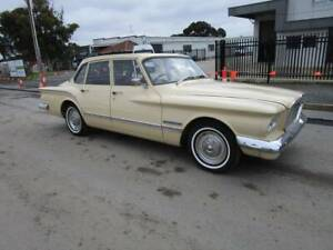 Chrysler Valiant S series push button classic car drives well Newton Campbelltown Area Preview