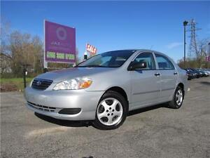 """2007 Toyota Corolla CE """" CLEAN CAR PROOF"""" AUTOMATIC"""" RUST PROOF"""