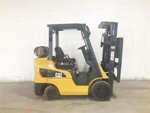Caterpillar  Forklift 2C6000 LPG 6000 LBS, Propane, lift truck