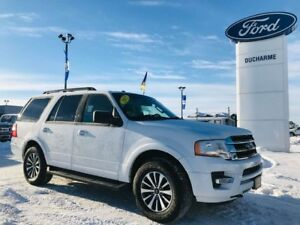 2017 Ford Expedition XLT, 4x4, Leather, $251 Bi-Weekly! Ecoboost