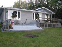 Fullly furnished home on Lake Superior