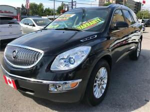 2011 Buick Enclave CXL1 AWD BLTH 7 SEATS.. ONLY 86000KMS..MINT.