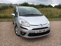 Citroen C4 Picasso 1.6HDi EGS VTR+ 2008 58 *LOW MILES, CLEAN CAR, NEW MOT*