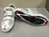 Northwave cycling shoes - size 10.5 $65 OBO