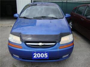 2005 Chevrolet Aveo LS London Ontario image 1