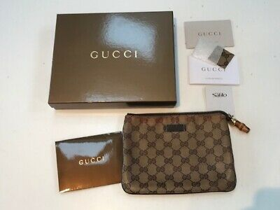 GUCCI 'Jackie' pouch bag