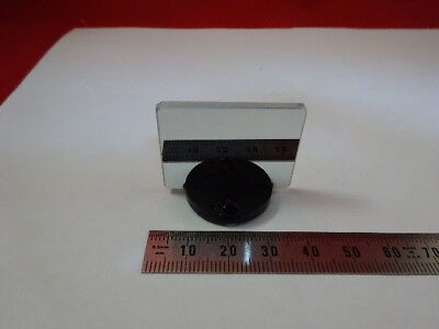 Wild Swiss M20 Mounted Mirror Microscope Part Optics As Is W3-a-11
