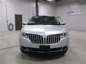 2013 Lincoln MKX AWD Navigation, Moon Roof Moose Jaw Regina Area image 2