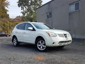 2010 Nissan Rogue S/AUTO/4X4/4CYL/AC/MAGS/CRUISE/GROUP ELECT!!!