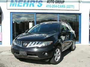 2009 Nissan Murano SL AWD Dual Sunroof Push Start Mint Cond.