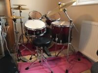 Near new PDP Drum Kit