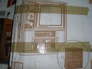 Petit meuble de télévision