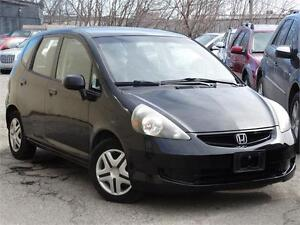 2007 Honda Fit LX w/Cruise Control with safety and e-test