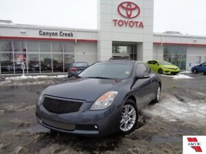 2008 Nissan Altima Coupe 3.5 SE COUPE MANUAL 6-SPEED BLUETOOTH