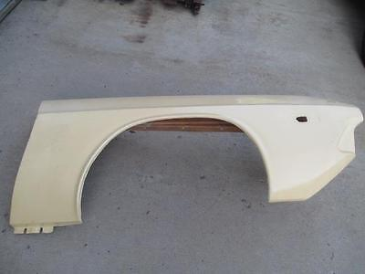 Right Fender Fiberglass - 72-74 Challenger Passenger Right Fiberglass Fender