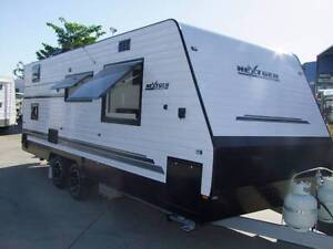 2017 20'6 NEXTGEN LIMITED EDITION FAMILY FULL ENSUITE CARAVAN Clontarf Redcliffe Area Preview
