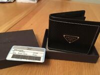 Mens Prada wallet - New boxed
