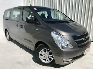 2011 Hyundai iMAX TQ-W Selectronic Grey 5 Speed Sports Automatic Wagon Mundingburra Townsville City Preview