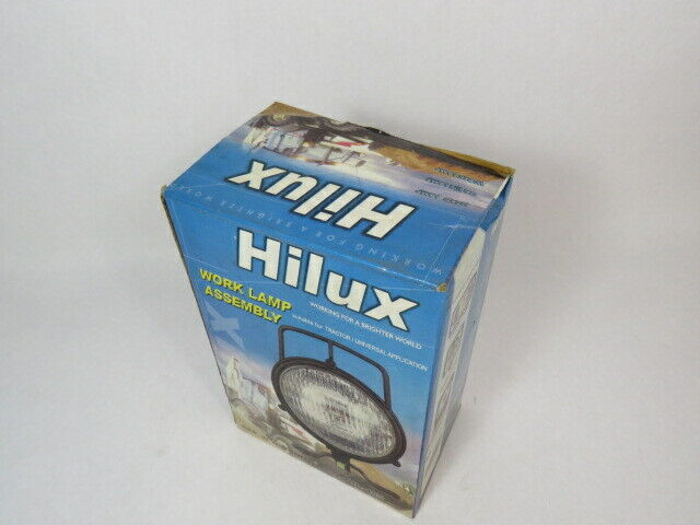 "Hilux HL-455 H3 5.75"" Plastic Tractor Light 24/12V 55W  NEW"