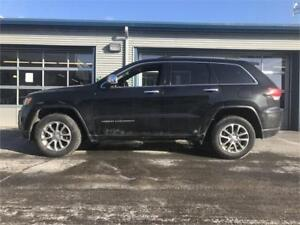 2014 Jeep Grand Cherokee Limitée-FULL-AUTO-MAGS-CUIR-TOIT-4X4