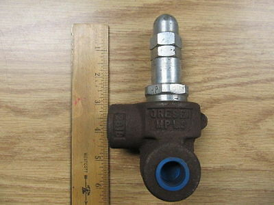 Gresen Hydraulic Relief Valve Mpls 2818 New Old Stock