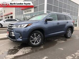 2018 Toyota Highlander XLE One Owner, No Accidents, Toyota Se...