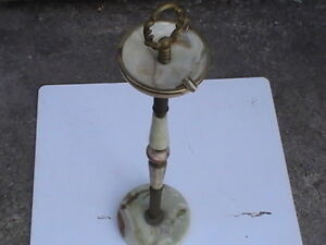 Ashtray Marble and Metal, Vintage Classic