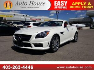 2012 MERCEDES SLK55 AMG CONVERTIBLE NAVIGATION BACKUP CAMERA