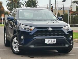 2019 Toyota RAV4 Mxaa52R GX 2WD Blue 10 Speed Constant Variable Wagon Prospect Prospect Area Preview