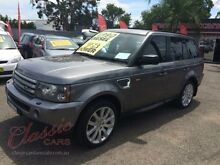 2007 Land Rover Range Rover MY07 Sport 3.6 TDV8 Grey 6 Speed Sequential Auto Wagon Lansvale Liverpool Area Preview