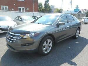 HONDA ACCORD CROSSTOUR EX-L 4WD 2010 ( TOIT OUVRANT,BLUETOOTH )